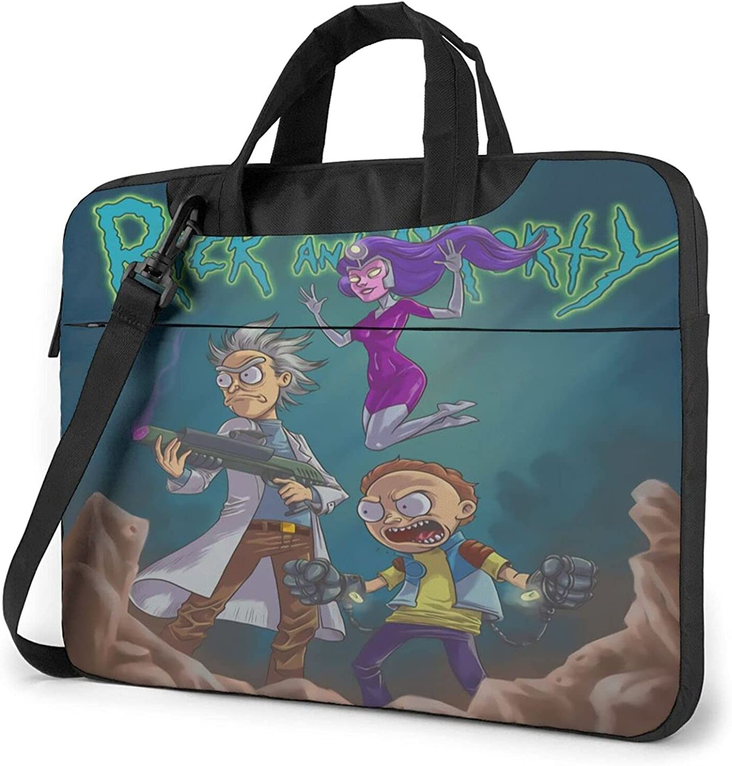 Rick And A surprise price is realized Morty Laptop Case Compatible Year-end gift Noteb With Air Macbook Pro