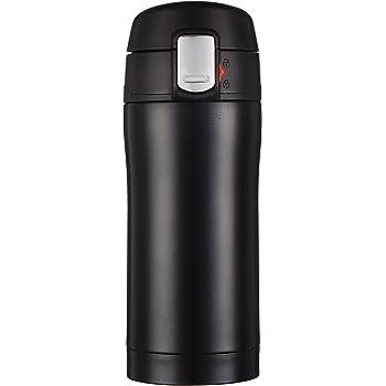 Kooyi 250 ML Tazza da viaggio da caff/è rosa Bottiglia in Acciaio Inossidabile 100/% a prova di perdite
