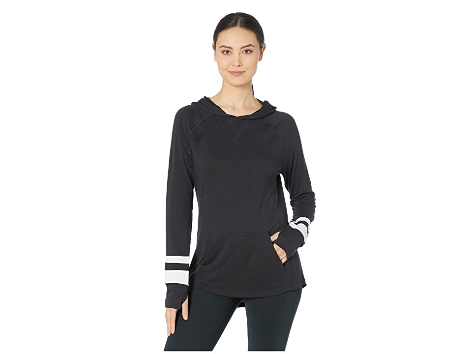Champion Gym Issue Pullover Hoodie (Black) Women