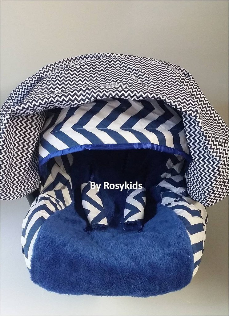 Rosy Kids Infant Carseat Ranking TOP4 Memphis Mall Canopy Cover C Baby Whole Caboodle 4pc
