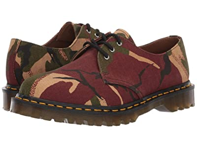 Dr. Martens Made In England 1461 Made In England (Camo) Shoes