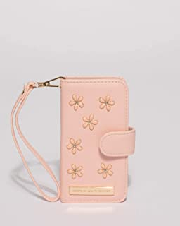 Pink iPhone 6, 7 & 8 Pin Purse
