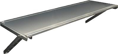 Palram HG1085 Yukon Shed Shelf, Gray