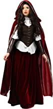 Red Riding Hood Costume for Women Deluxe Little Red Riding Hood Costume