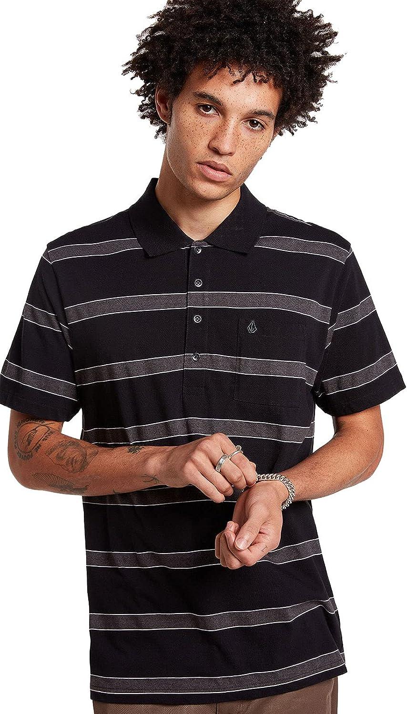 Volcom Men's Koster Short Sleeve Polo Shirt