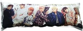 Vivid BTS Bangtan Boys Kpop Small Pillow (#3)