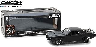 1:18 Fast & Furious - Fast 7 (2015) - Custom Plymouth Barracuda (HWY-18005)
