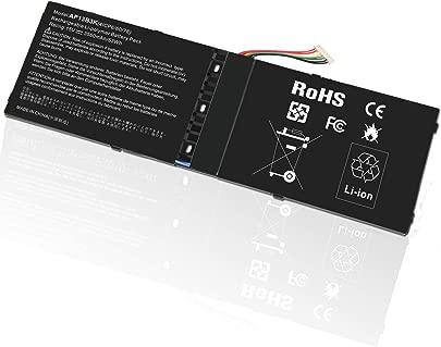 ARyee AP13B3K Akku Kompatibel mit Acer AP13B3K V5-472 V5-472P V5-472PG V5-552G V5-552P V5-552PG R7-571 R7-571G R7-572 R7-572G Notebook-Serie