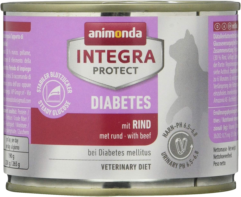 animonda Integra Protect Diabetes para gatos, comida ...