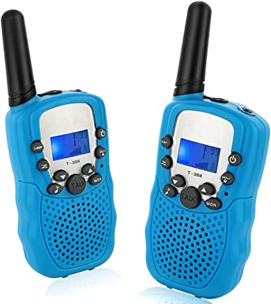 Toy Two-Way-Radios for Kids Years Old, Topsung T388 GMRS Walkie-