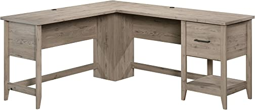 Sauder 425014 Summit Station L-Desk, Laurel Oak