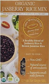 Jasberry Organic Rice Mix, 500 gm