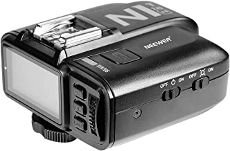 Neewer N1T-N i-TTL 2.4 G 32 Channels Wireless Flash Trigger Transmitter for Nikon D7200 D7100 D7000 D5300 DSLR Camera,Studio Flash and Flash Speedlite