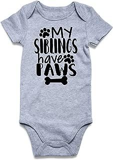 Funny Infant Romper Jumpsuit Baby Layette Bodysuit Kids'...