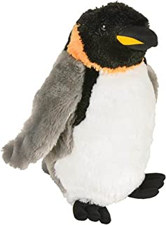 Wildlife Tree 10 Inch Emperor Penguin Stuffed Animal Floppy Plush Species Collection