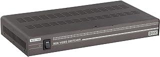 Ikan Portable 4 Input SD/HD-SDI & HDMI Live Digital Video Switcher with Audio & Chroma key, Black (BVS-100) (Certified Refurbished)