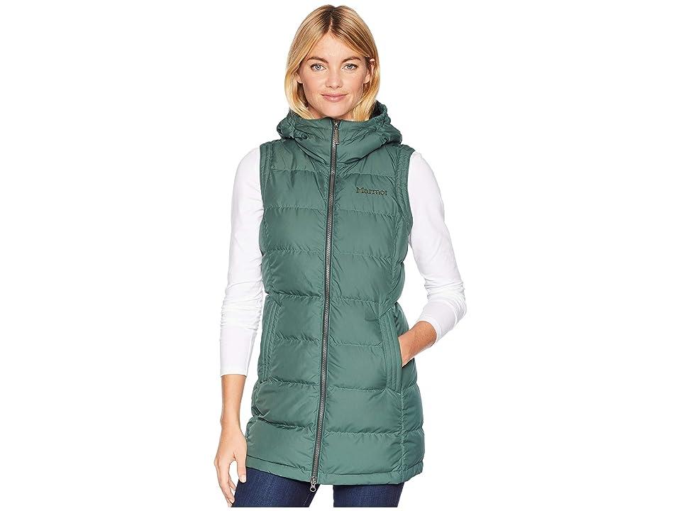 Marmot Origins Vest (Mallard Green) Women