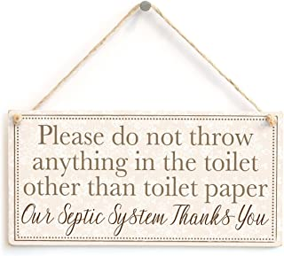 Best changing the toilet paper sign Reviews