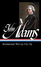 John Adams: Revolutionary Writings 1775-1783 (Library of America, No. 214)