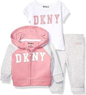 DKNY Baby Girls 3 Piece Set