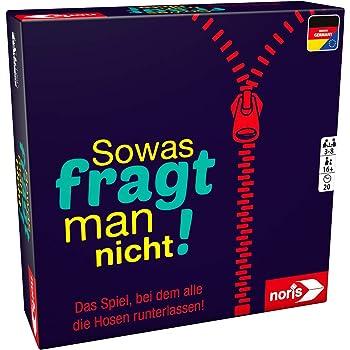 noris 606101677 Sowas Fragt Man nicht!, Bunt