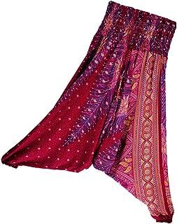 Baosity Women Yoga Harem Pants Casual Summer Loose Pant Baggy Jumpsuit - 6 Colours
