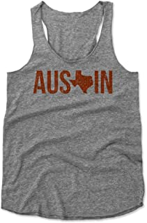 500 LEVEL Austin Women's Tank Top - Austin Texas Star