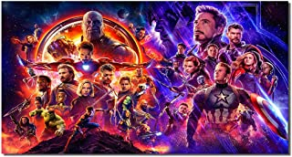 Best avengers infinity war poster framed Reviews