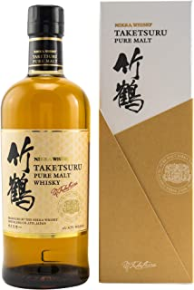 Nikka TAKETSURU Pure Malt 2020-43% vol 1x0,70L - Japan Blended Malt Whisky
