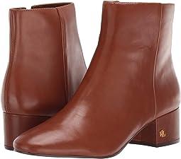 Deep Saddle Tan Leather
