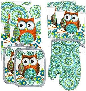 Amazon Com Owl Kitchen Decor