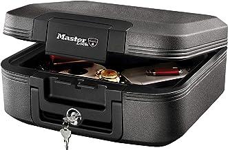 Master Lock Vuurvaste veiligheidskluis [Brand- & Waterbestendig] [Medium] - LCHW20101 - Voor A4-documenten, Elektronica, enz.