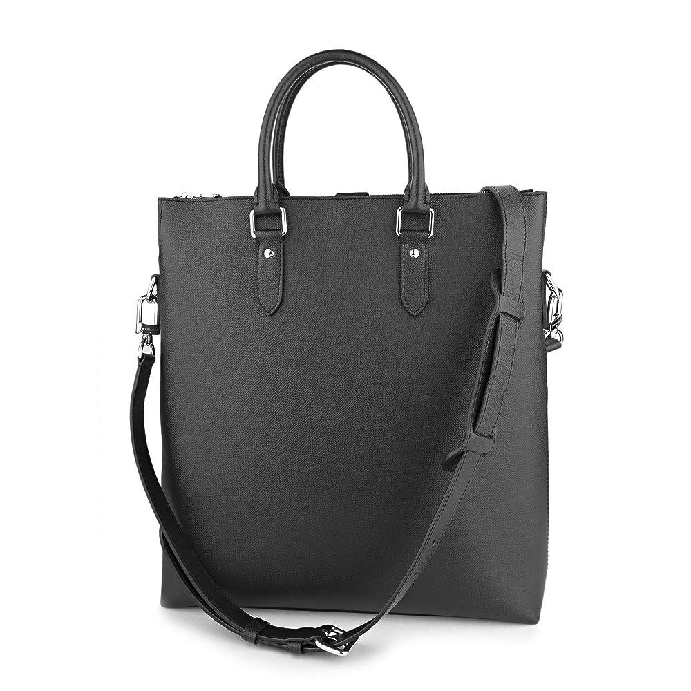 オッズどう?三角形ルイヴィトン(Louis Vuitton) トートバッグ M33433 タイガ ブラック 黒 [並行輸入品]