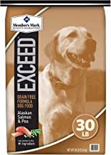 Europe Standard Member's Mark Exceed Dog Food, Salmon & Peas (30 lbs.)