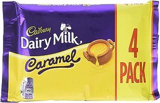 Original Cadbury Dairy Milk Caramel Chocolate Bar Pack Imported From The UK England