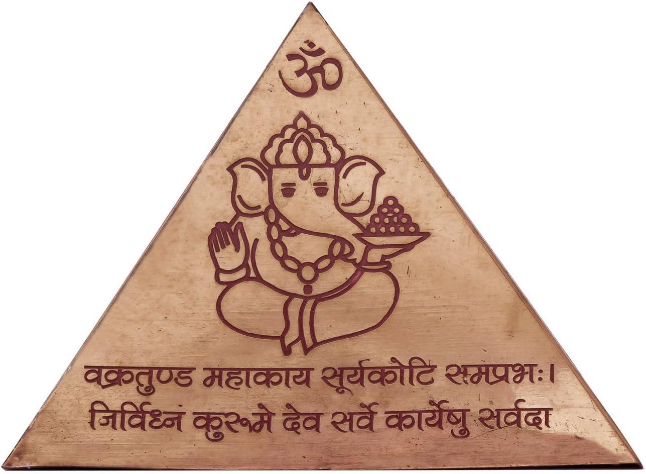 Vastu Pyramid with Austin Mall Max 46% OFF Syllable Mantra Figure Vaa Shri Ganesha