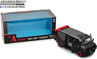 Greenlight Collectibles Coche de ferrocarril de Collection, 13521, Negro