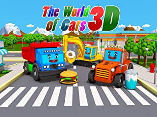 The World of Cars 3D