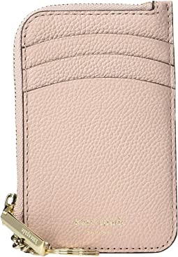 37c7b3489af8 Pale Vellum. 11. Kate Spade New York. Margaux Zip Card Holder.  78.00.  5Rated 5 stars. Luxury