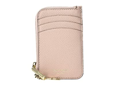 Kate Spade New York Margaux Zip Card Holder (Pale Vellum) Coin Purse