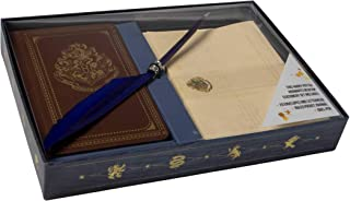 Harry Potter: Hogwarts School of Witchcraft and Wizardry Desktop Stationery Set (With Pen)