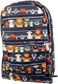 loungefly lion king backpack