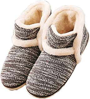 Winter Vintage Boot Womens Slippers Arctic Solid Indoor Outdoor House Shoes
