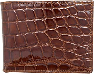 Made in the USA - Genuine Alligator Wallets – RFID Blocking - American Factory Direct - Real Leather Creations