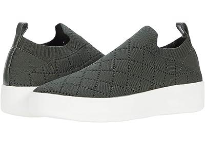 Steve Madden Bequilt Sneaker (Olive) Women