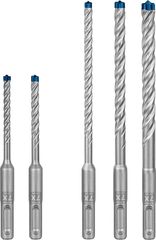 Bosch Professional 5X Expert SDS plus-7X Set Bit Hammer OFFicial site Ø Drill Super-cheap