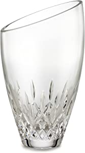 Waterford Crystal Lismore Essence 9-Inch Angular Vase
