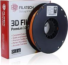 Filatech Flexible Filament - TPU, Orange, 1.75 mm, 0.5 Kg