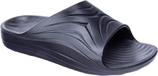 Aftersport Women's Open Back Recovery Sandal for Post Run or Comfort