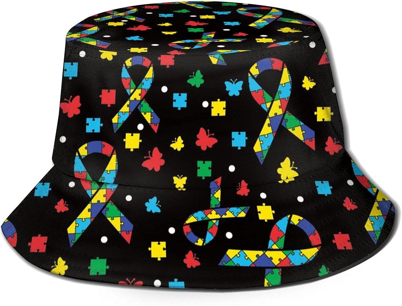 Polyester Sun Super special price Bucket Hat for Teens Girls Men Fi Brim Women San Francisco Mall Wide
